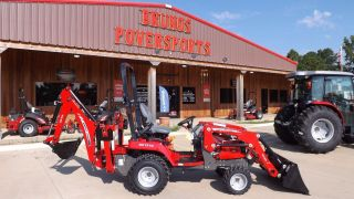 Massey Ferguson Gc1710 Tlb Compact Tractor No Sales Tax photo