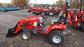 Massey Ferguson Gc1715 Compact Tractor No Sales Tax photo