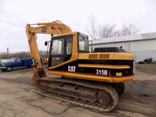 2000 Caterpillar 315bl / Cat 315 B L Excavator / Cat 315 Shovel photo