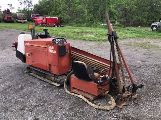1997 Ditch Witch Jt920 Directional Drill Complete Set Up With Parts Machine photo