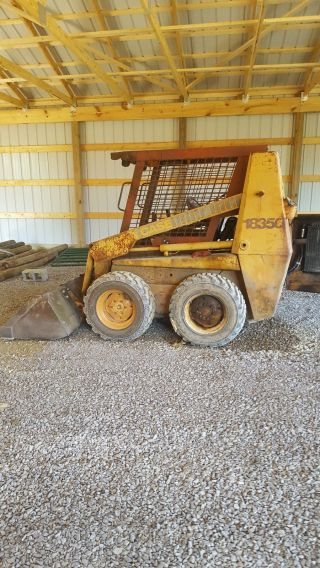 Case 1835c Skid Steer photo