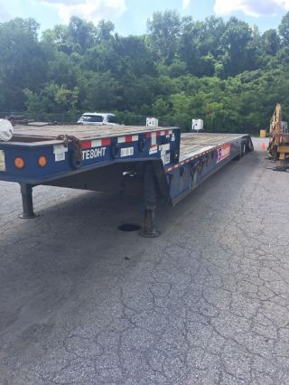 2007 Traileze 40 Ton Lowboy photo