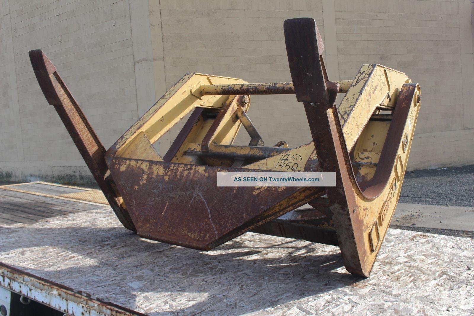 Fleco Fork Forklift Frontend Loader Front End Attachment Wheel Loaders photo