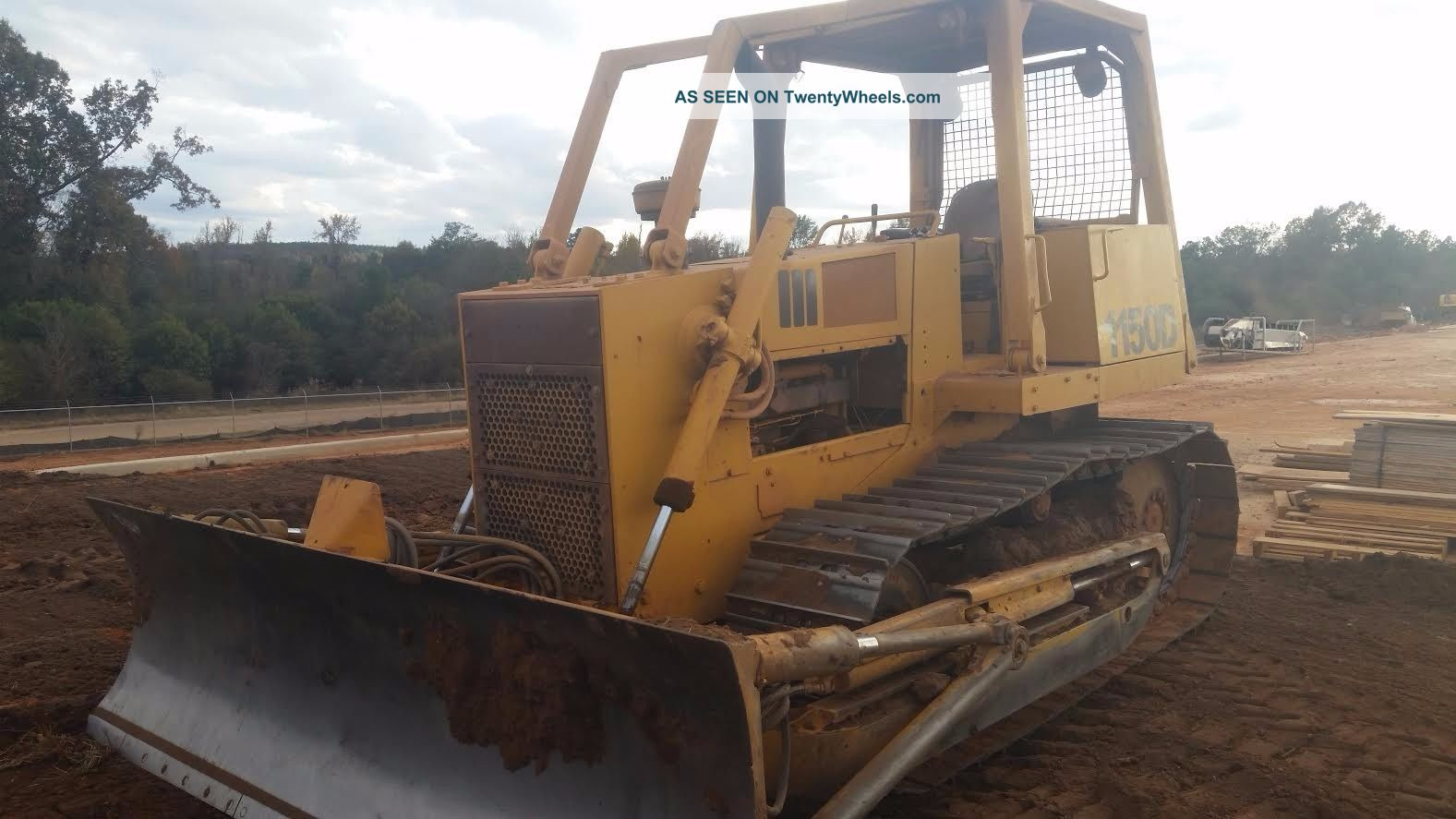 Case 1150 D Crawler Dozer, ,  Great Condition Crawler Dozers & Loaders photo