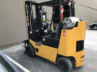 Forklift 8000 Lbs Hyster Only 4009 Hours - $13000 (santa Clara) photo