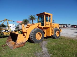 1993 Hyundai Hl25 Wheel Loader photo
