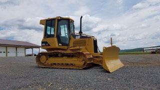 2005 Caterpillar D5g Lgp Bull Dozer Tractor Diesel Engine Hydraulic Machine Cab photo
