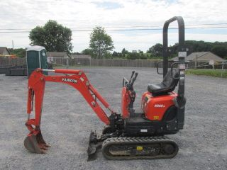 2013 Kubota Kx008 - 3 Mini Excavator photo