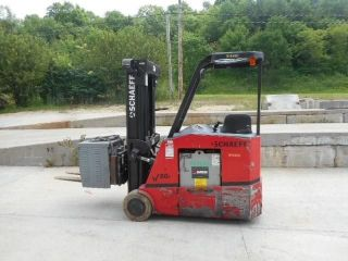 2007 Schaeff 5000 Stand - Up Counter - Balanced Truck Stand - Up Forklift 186
