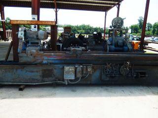 "14"" X 120"" Norton Plain Hydraulic Cylindrical Grinder photo"