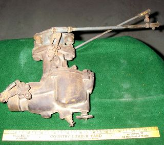 Vintage Zenith Carburetor Made In Usa photo