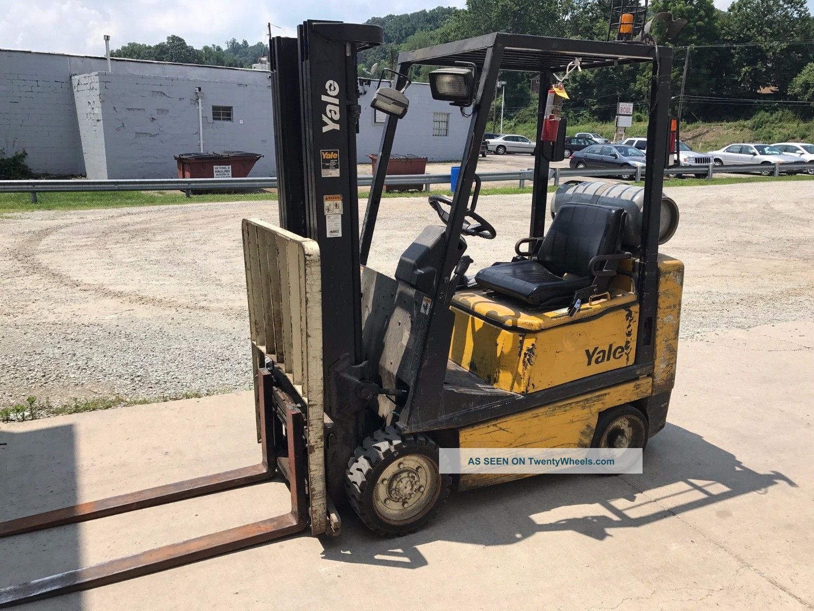 Yale Forklift Forklifts photo
